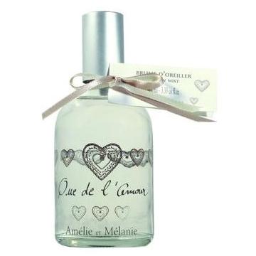 Perfume almohada Que de l'amour