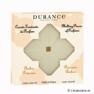 Cuadrado de perfume fundente: Ambre