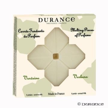 Cuadrado de perfume fundente: Verbena
