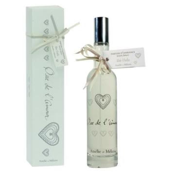 Perfume de ambiente que de l'amour