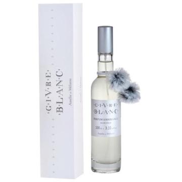 Perfume de ambiente vaporizador Amelie et Melanie Givre blanc