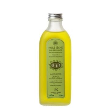 Aceite seco con aceite de oliva y aceite de onagra. 230 ml
